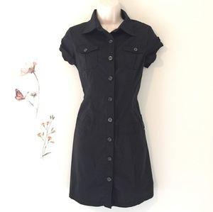 Button-up Dress sz S